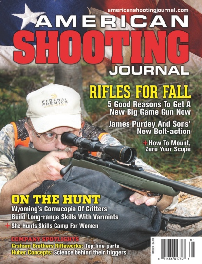 American Shooting Journal – May 2019