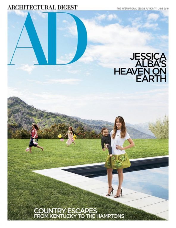 Architectural Digest USA – June 2019