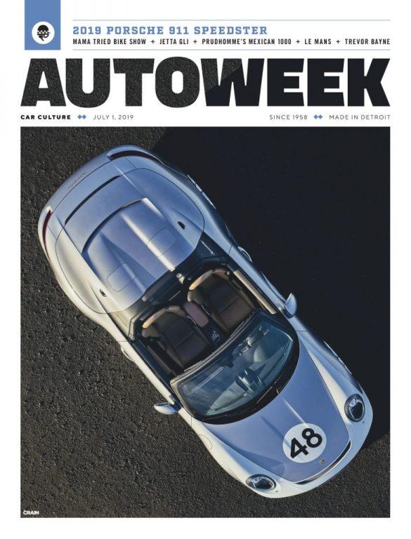 Autoweek USA – July 01, 2019