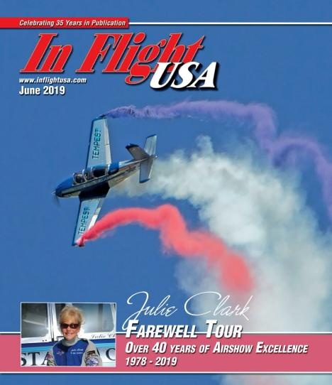 In Flight USA – June 2019