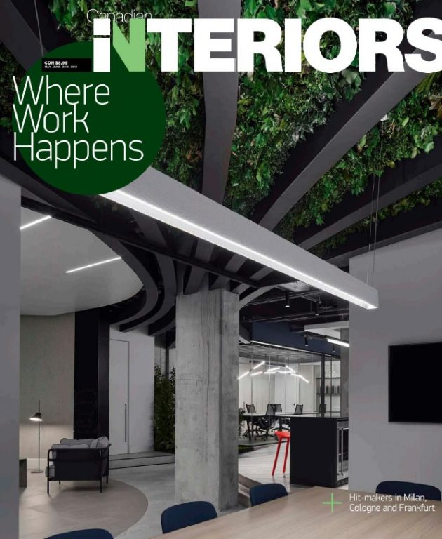 Canadian Interiors – May-June 2019