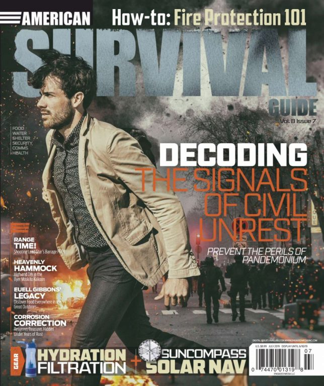 American Survival Guide – July 2019