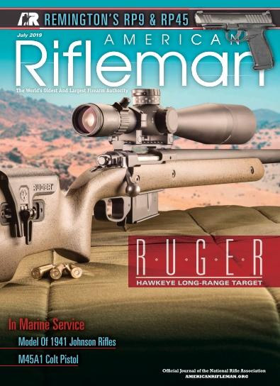 American Rifleman – July 2019