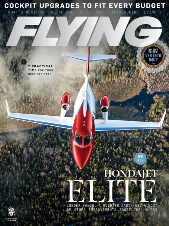 Flying USA – July 2019