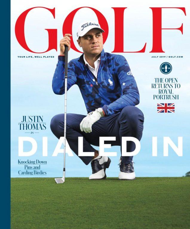 Golf Magazine USA – July 2019