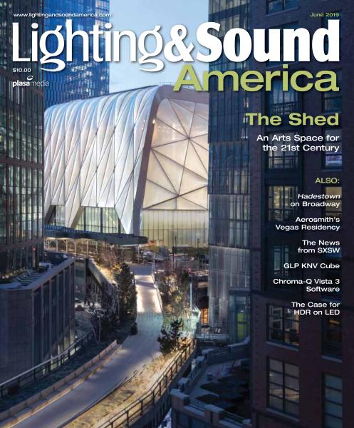 Lighting & Sound America – June 2019