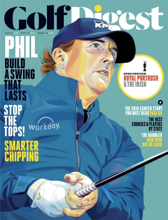 Golf Digest USA – July 2019