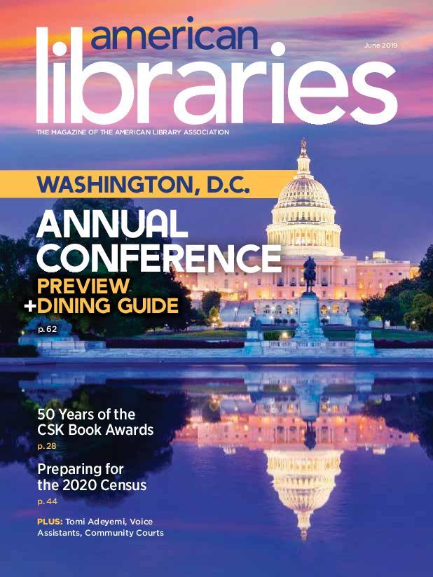 American Libraries – June 2019