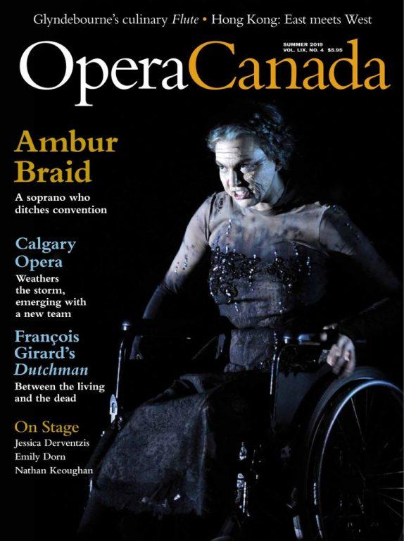 Opera Canada – May 2019
