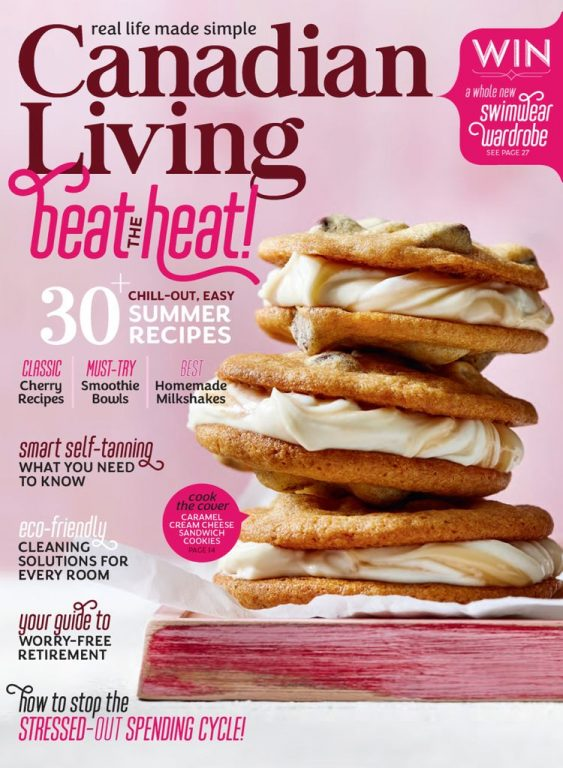 Canadian Living – July 2019