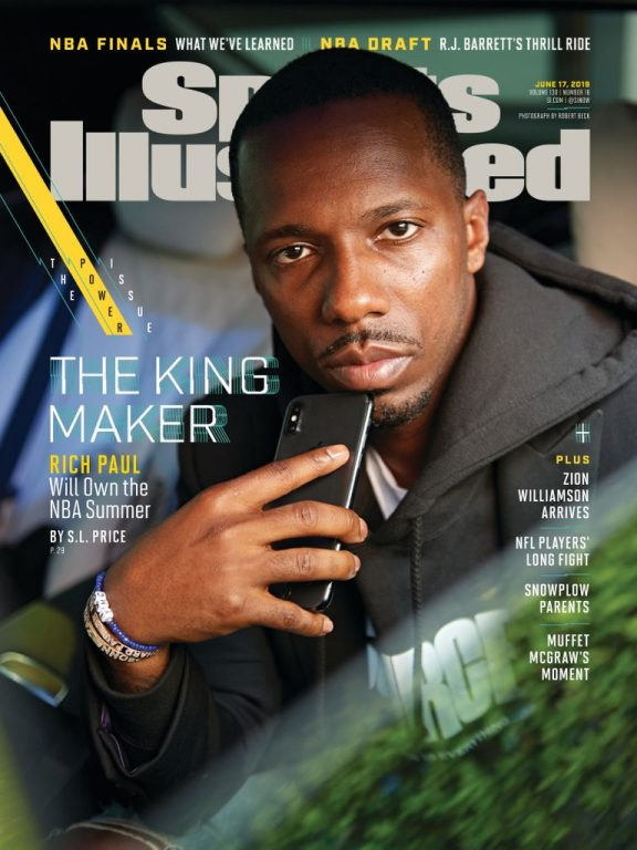 Sports Illustrated USA – June 17, 2019