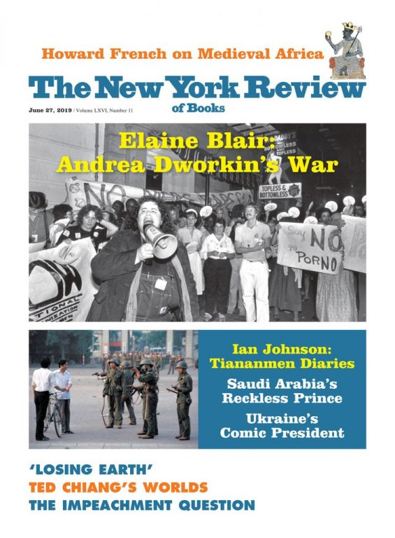The New York Review Of Books – June 27, 2019