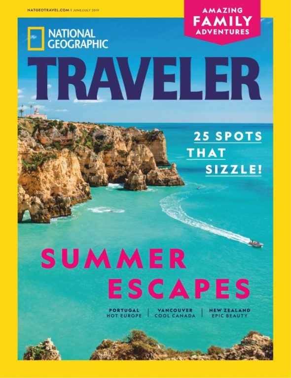 National Geographic Traveler USA – June 2019