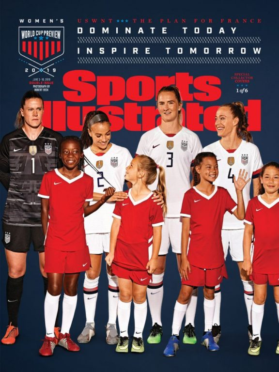 Sports Illustrated USA – June 03, 2019
