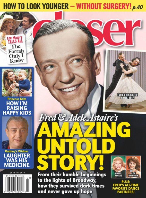 Closer USA – June 10, 2019