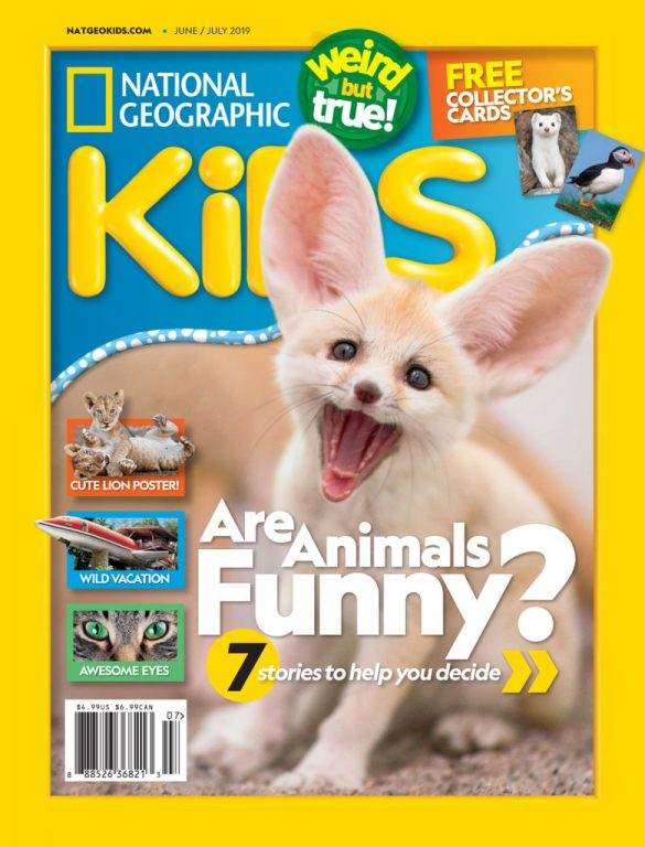 National Geographic Kids USA – June 2019
