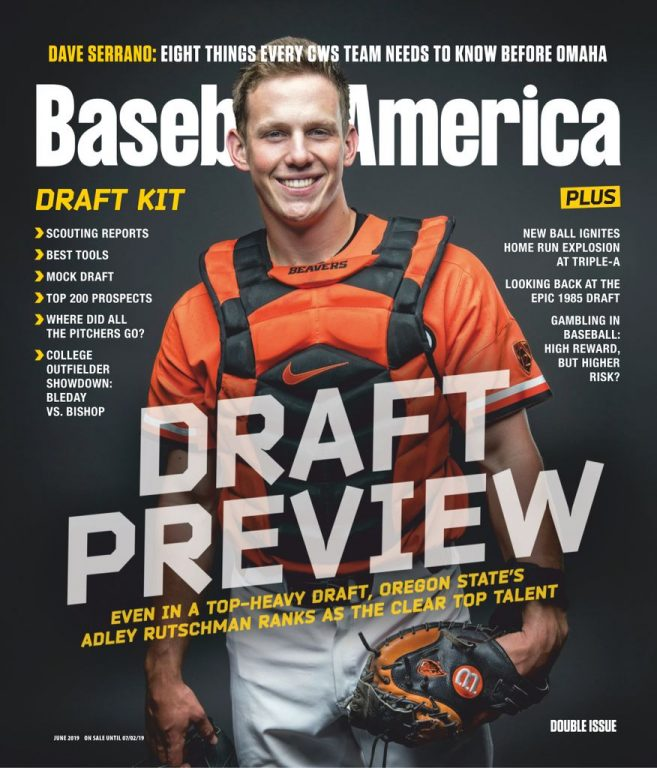 Baseball America – June 01, 2019