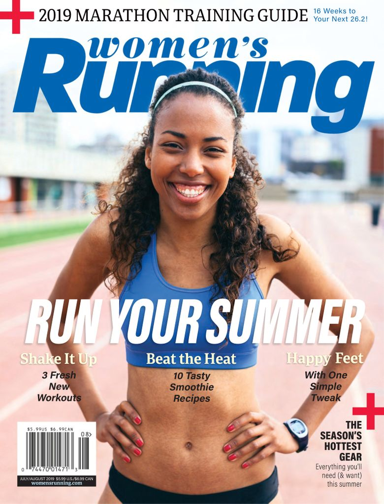 Women's Running USA – July 2019