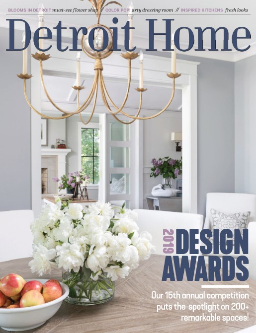 Detroit Home – April-May 2019