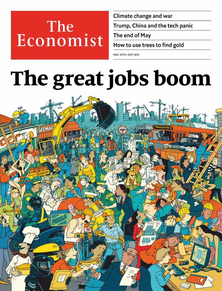 The Economist USA – May 25, 2019