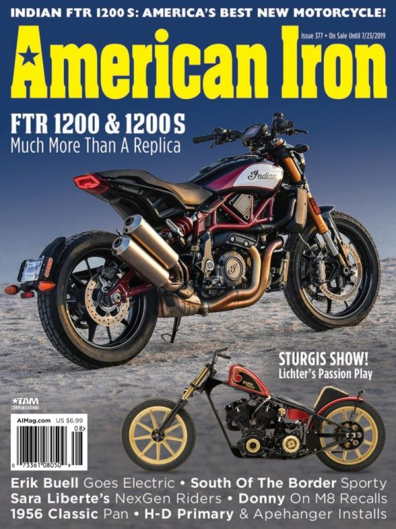 American Iron Magazine – June 2019