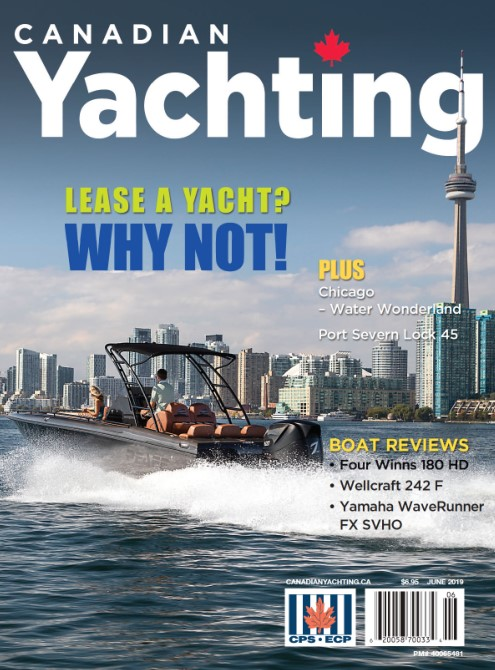 Canadian Yachting – June 2019