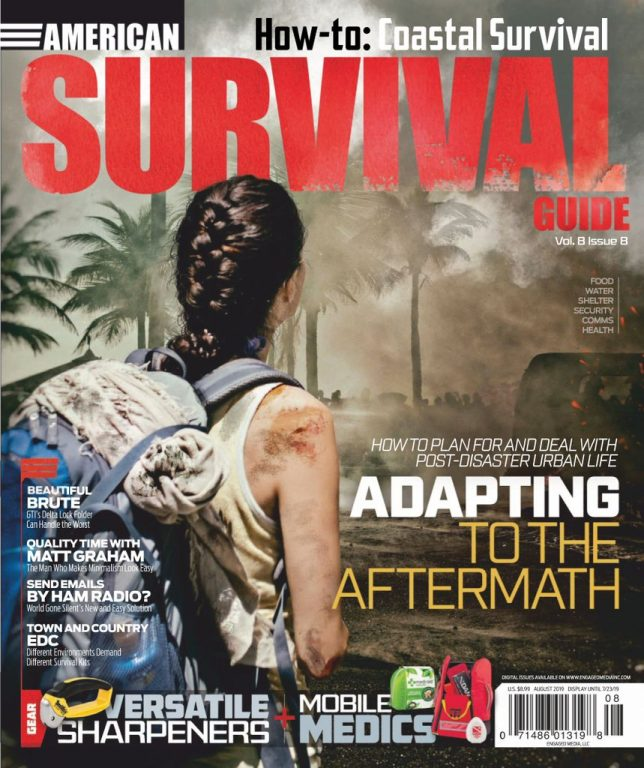 American Survival Guide – August 2019