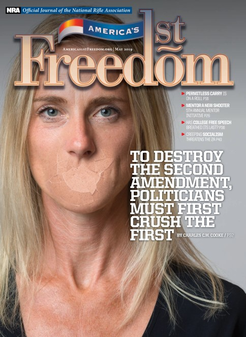 America's First Freedom – May 2019