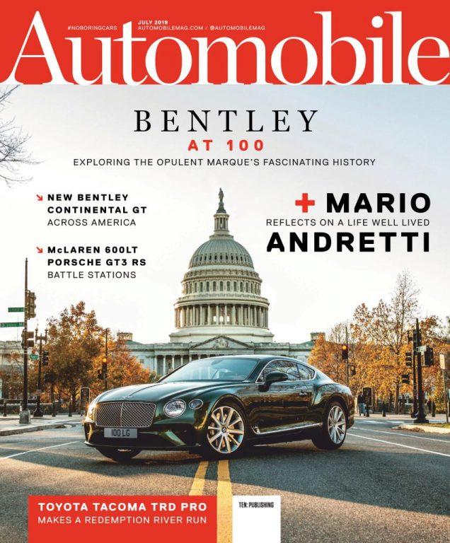 Automobile USA – July 2019