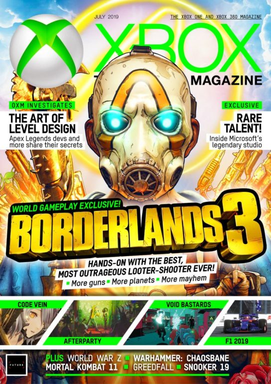 Official Xbox Magazine USA – July 2019