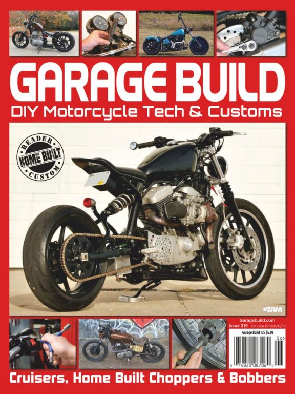 American Iron Garage – May-June 2019