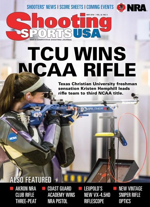 Shooting Sports USA – May 2019