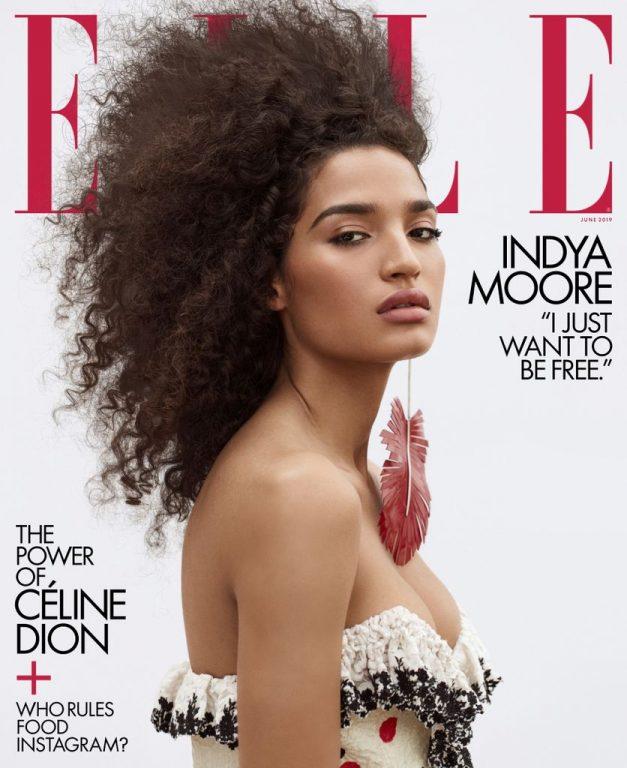 Elle USA – June 2019