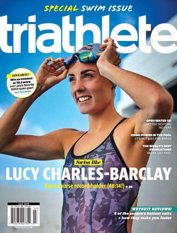 Triathlete USA – July 2019