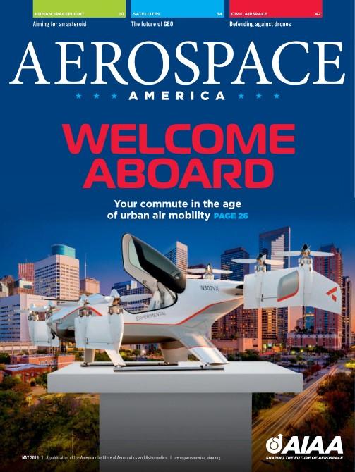 Aerospace America – May 2019