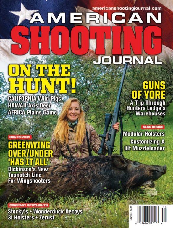American Shooting Journal – June 2019