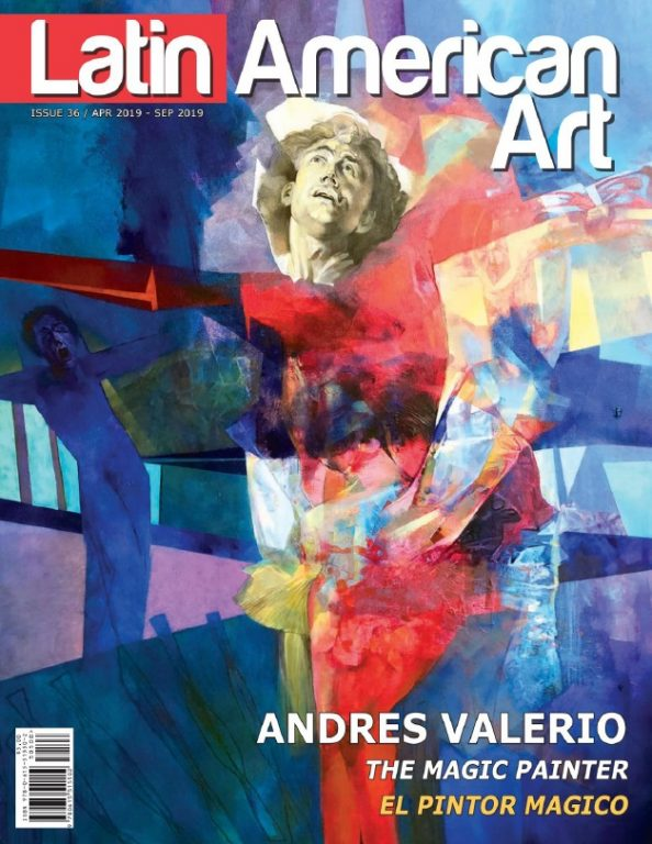 Latin American Art – April-September 2019