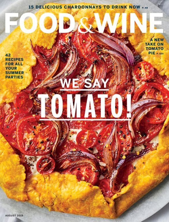 Food & Wine USA – August 2019