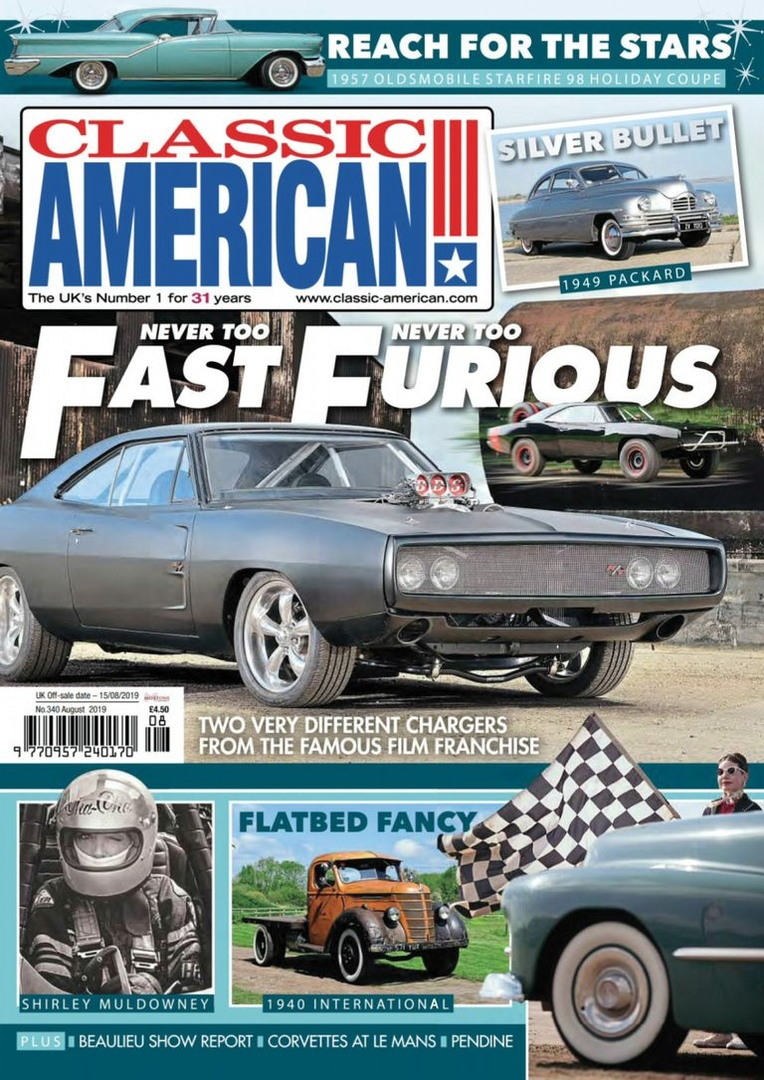 Classic American – August 2019