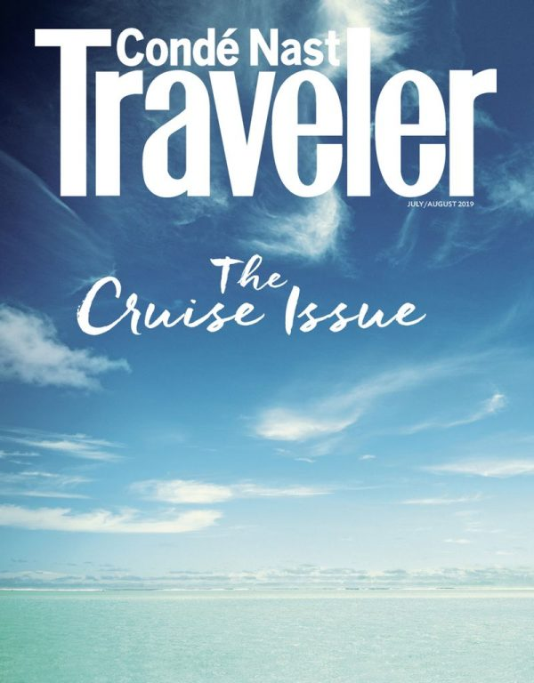 Conde Nast Traveler USA – July 2019