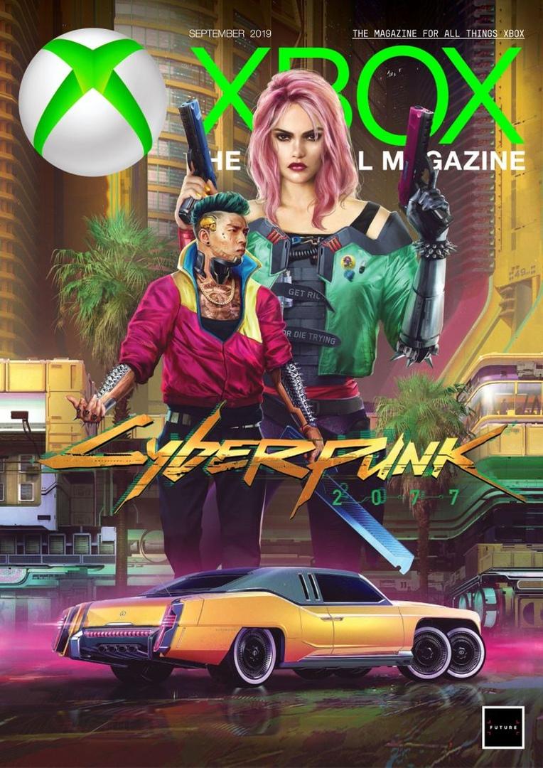 Official Xbox Magazine USA – September 2019