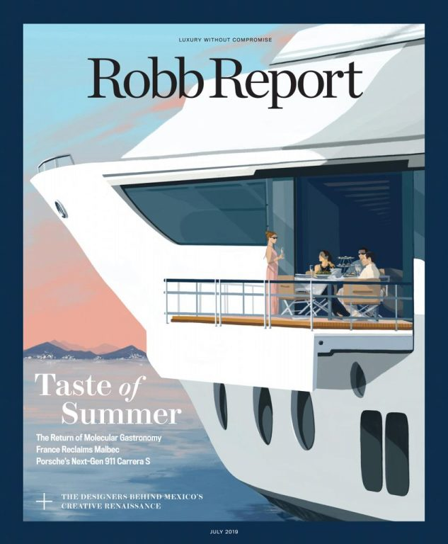 Robb Report USA – July 2019