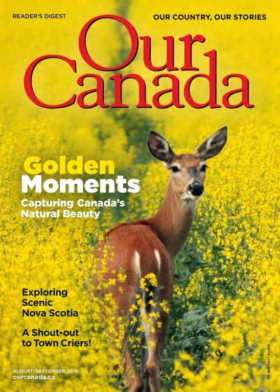 Our Canada – August-September 2019