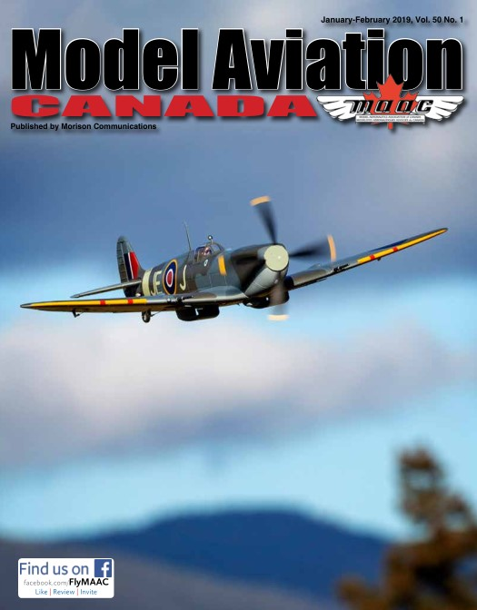 Model Aviation Canada – January 2019