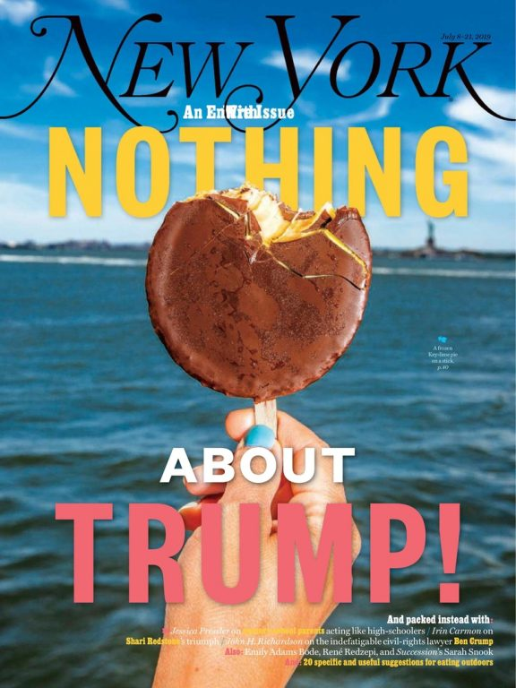 New York Magazine – July 08, 2019