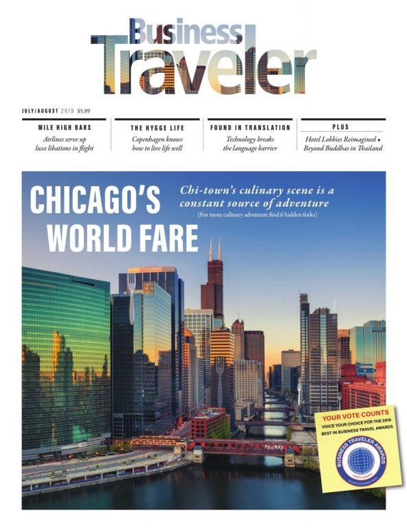 Business Traveler USA – July 2019