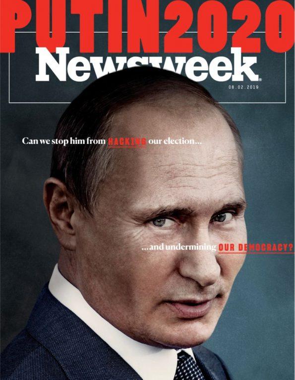 Newsweek USA – August 02, 2019