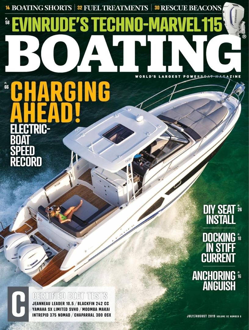 Boating USA – July 2019