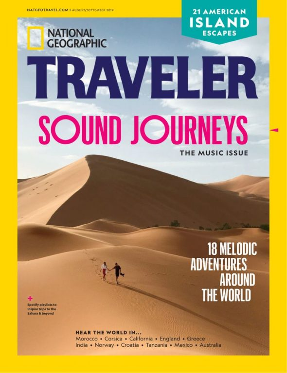 National Geographic Traveler USA – August 2019