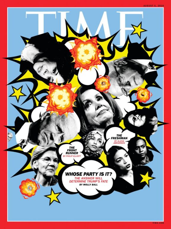 Time USA – August 05, 2019